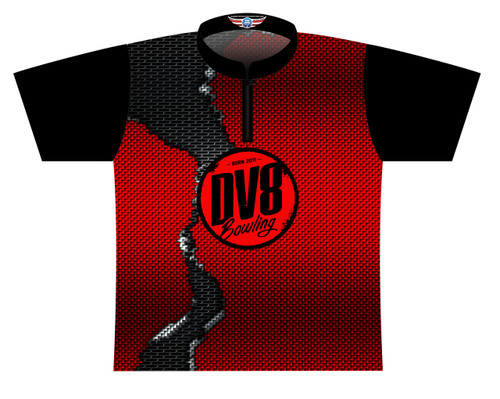 DV8 DS Jersey Style 0319 - SASH COLLAR - (READY-2-SHIP)