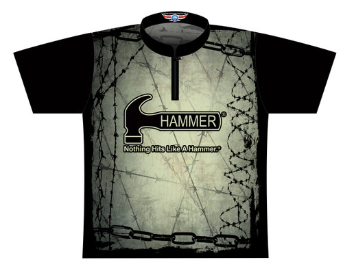 Hammer DS Jersey Style 0355 - SASH COLLAR - (READY-2-SHIP)
