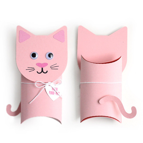 Pillow Box: Cat
