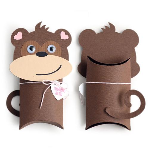 Pillow Box: Monkey