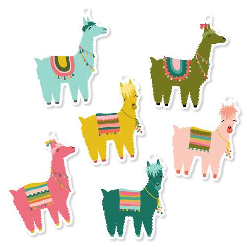 Llama Tags