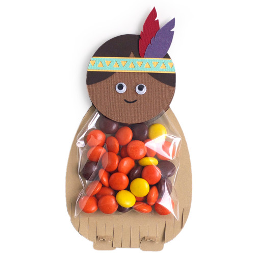Indian Boy Treat Bag
