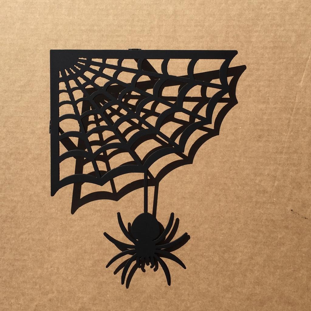 Spider with web corner bracket (O14)