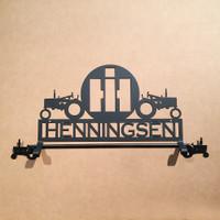 International Harvester quilt rack (C25)