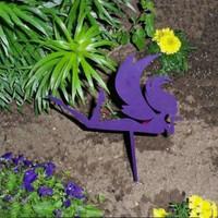 Fairy Garden Metal Stake (A3)