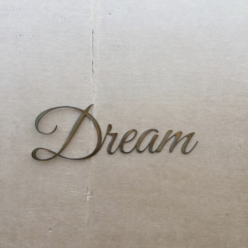 Metal Word Dream / Word of Inspiration
