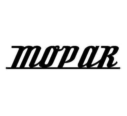 Metal Art Mopar Sign (V4)