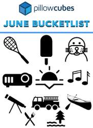Ultimate June Bucket List