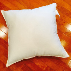 "22"" x 22"" Eco-Friendly Pillow Form"