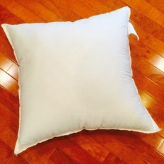 "20"" x 20"" Eco-Friendly Pillow Form"