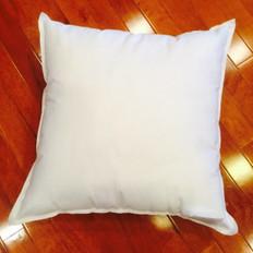 "24"" x 24"" Polyester Non-Woven Indoor/Outdoor Pillow Form"