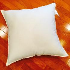 "15"" x 15"" Eco-Friendly Pillow Form"