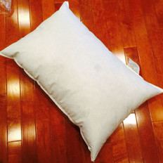 "11"" x 21"" Polyester Non-Woven Indoor/Outdoor Pillow Form"