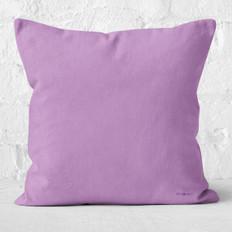 Light Purple Throw Pillow