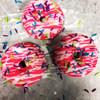 Bath Bomb Doughnut Strawberry