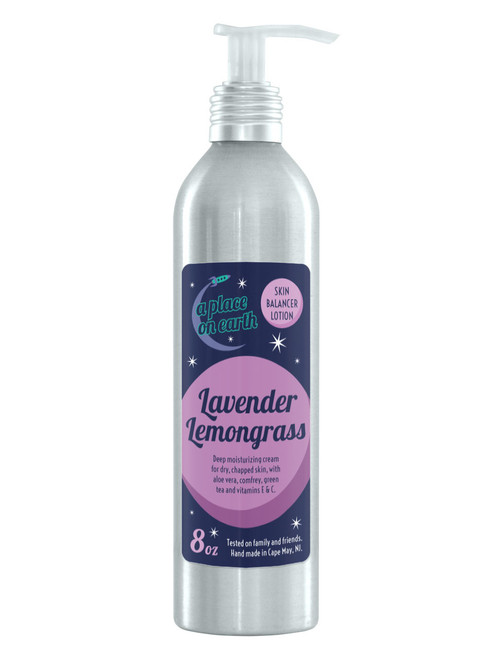 Skin Balancer Lavender & Lemongrass Lotion