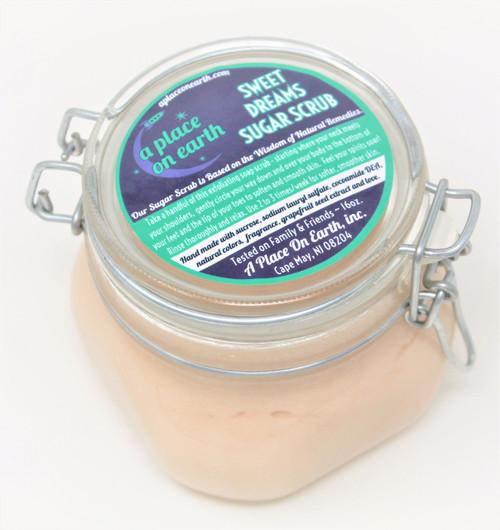 Sugar Scrub Oatmeal, Milk & Honey