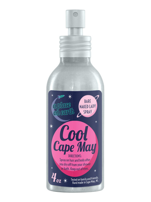 Bare Naked Lady Spray Cool Cape May