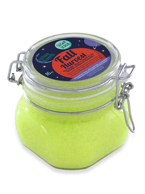 Fall Harvest Sugar Scrub 16oz
