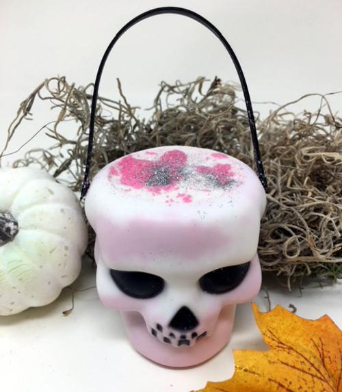 Skull-A-Bomb Bath Bomb