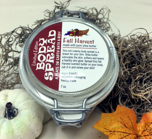 Body Butter Fall Harvest