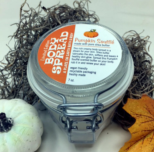 Body Butter Pumpkin Souffle