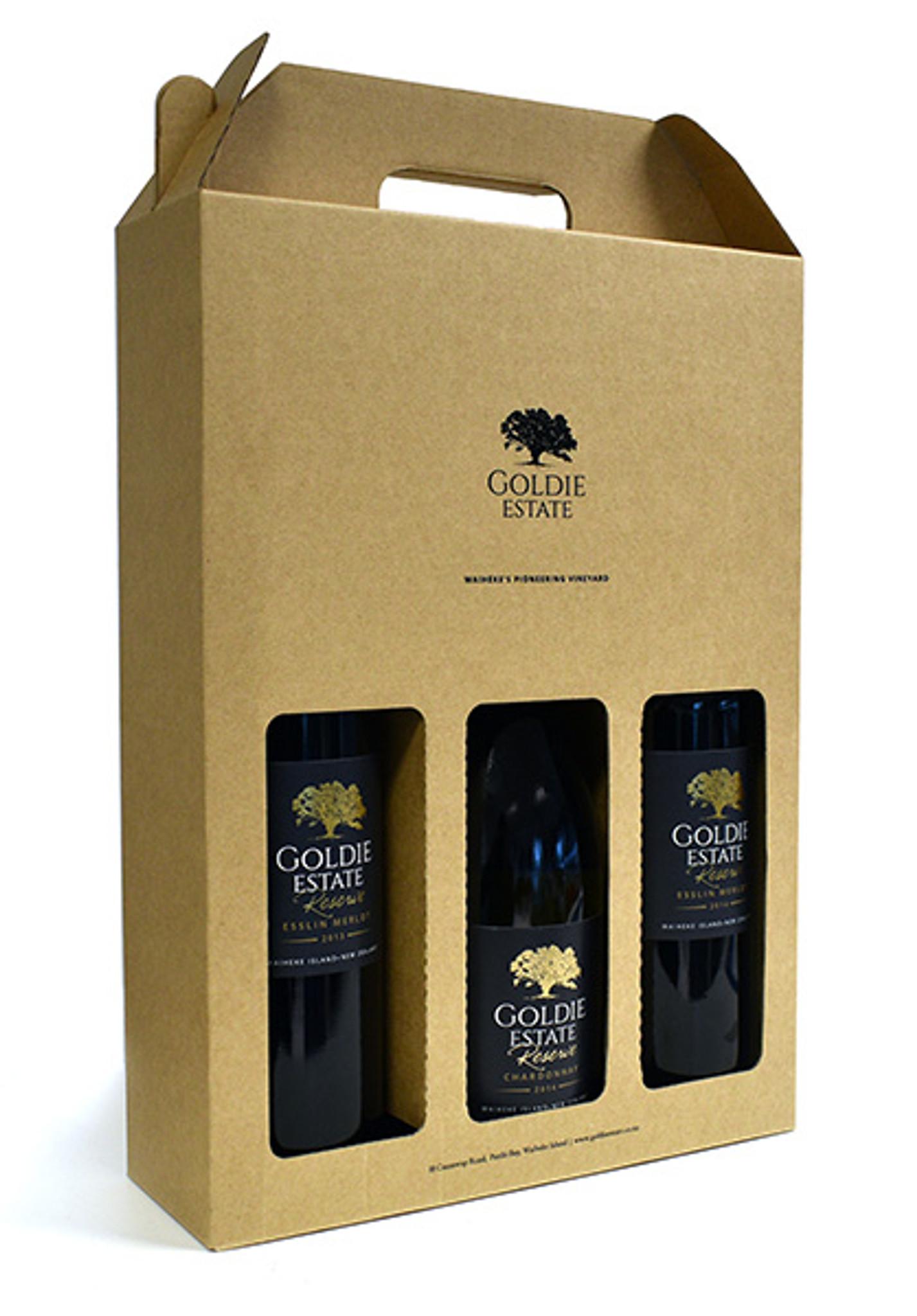 Triple Gift Box