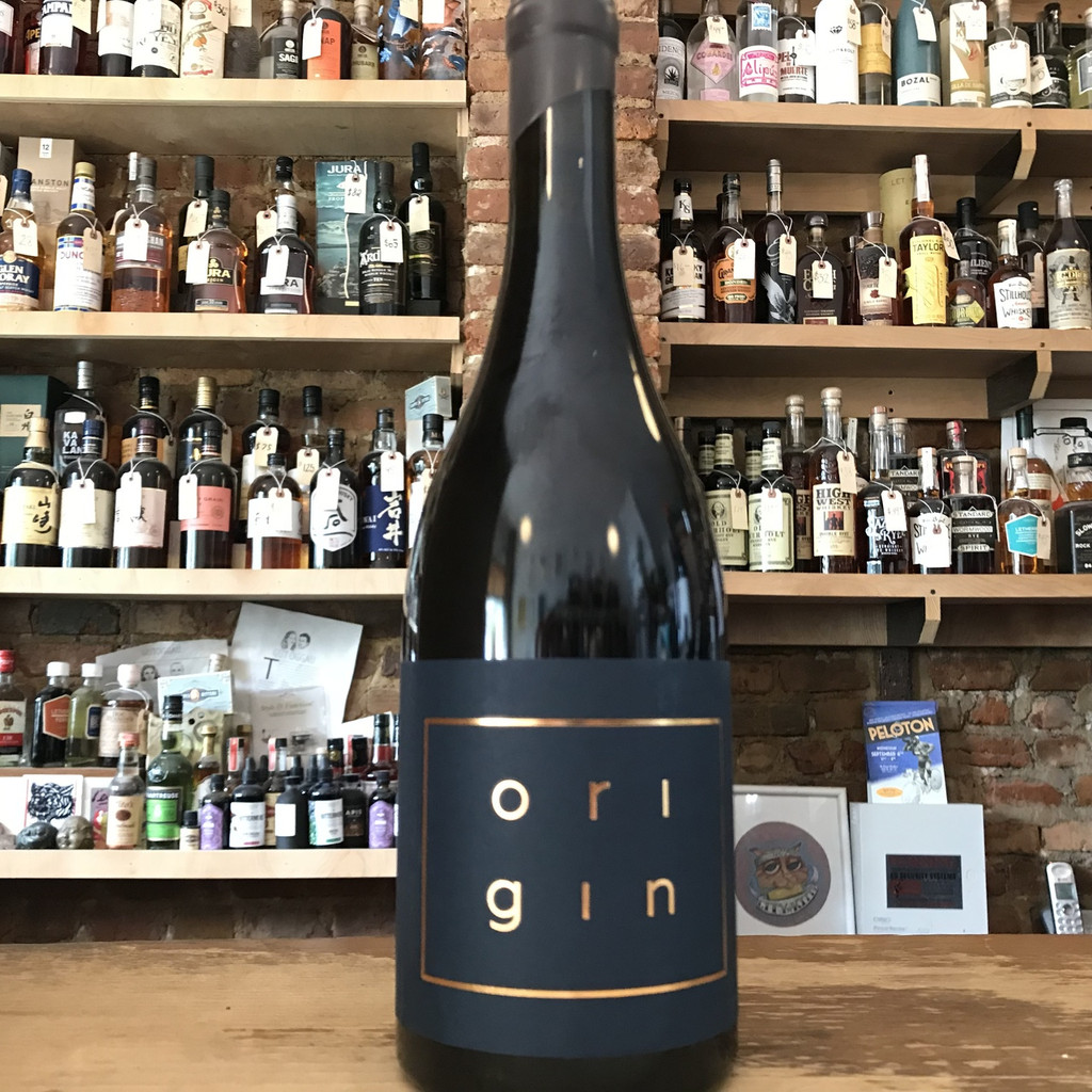 Origin, Pinot Noir Meredith Mitchell Vineyard (2014)