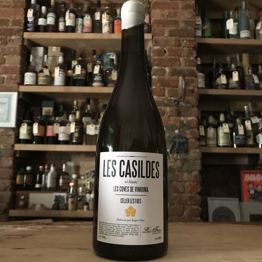 Celler Les Foes, Les Casildes (2015)