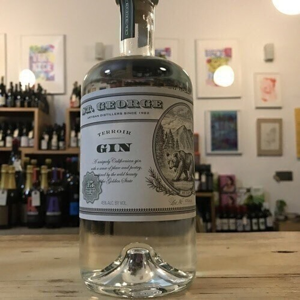 St George Terroir Gin 750 mL
