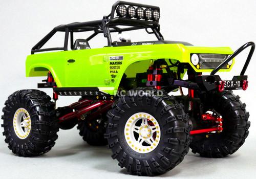 Axial RC 1/10 Scale Truck Rims Wheels 2.2 BEADLOCK Metal Aluminum (2 RIMS)