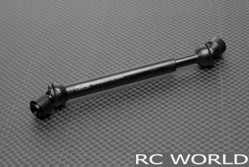 107MM-142MM METAL DRIVE SHAFT ROCK CRAWLER - Hardened CARBON STEEL DRIVE SHAFT