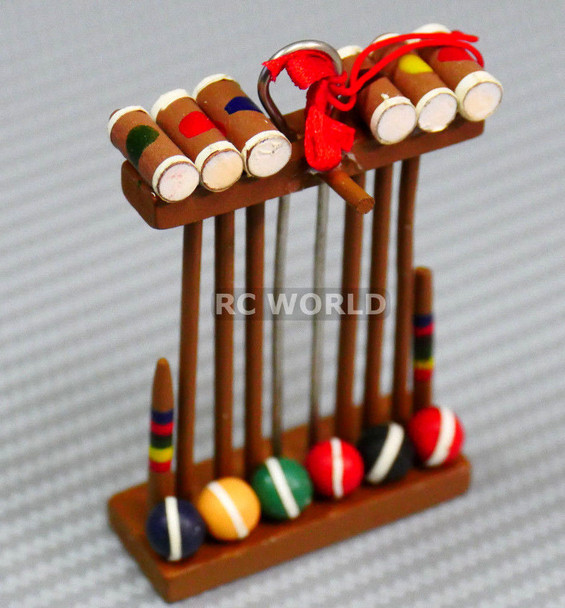 RC 1/10 Scale Accessories CRICKET SET