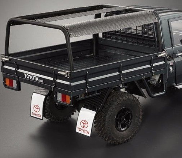 RC 1/10 Scale Accessories REAR FENDER MUD FLAPS For TOYOTA Trucks