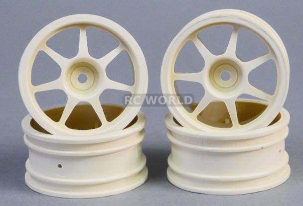 1/10 RC Car WHEELS Rims HONDA CIVIC EK 7 OEM Seven Spoke Rim Set 3mm (4PCS)