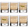 Set of six Whiskey Glasses