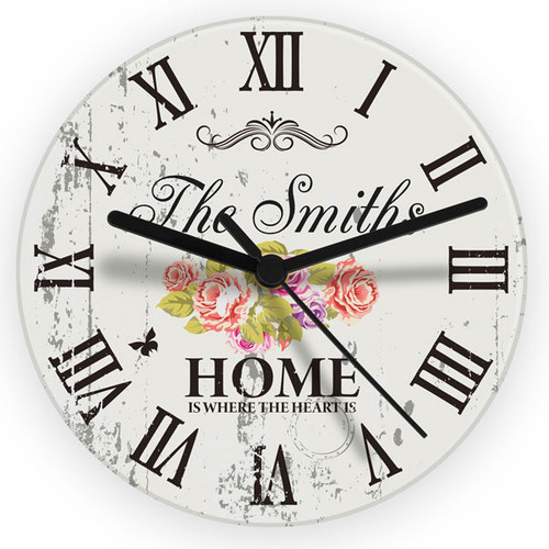 Shabby Chic Kitchen Clock