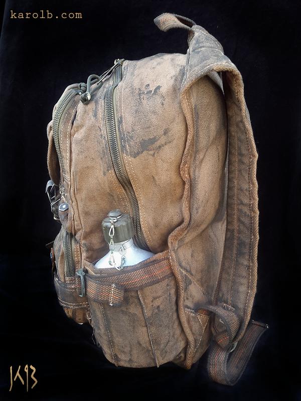 Atomic Slug Deluxe Backpack