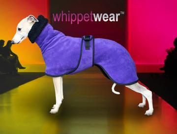 Bellissimo Lined Whippet Coat