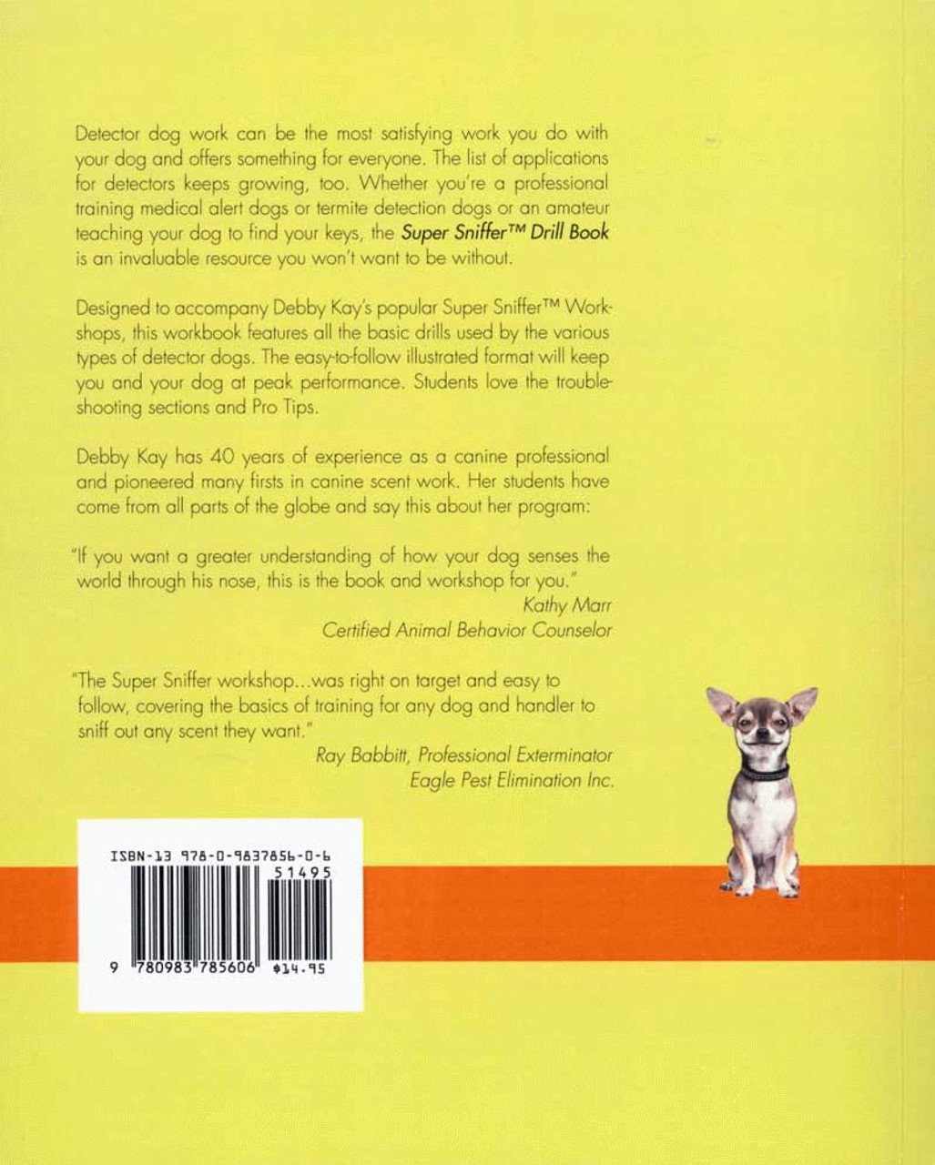 Ebook super sniffer drill book a workbook for training detector ebook super sniffer drill book a workbook for training detector dogs dogwise fandeluxe Gallery