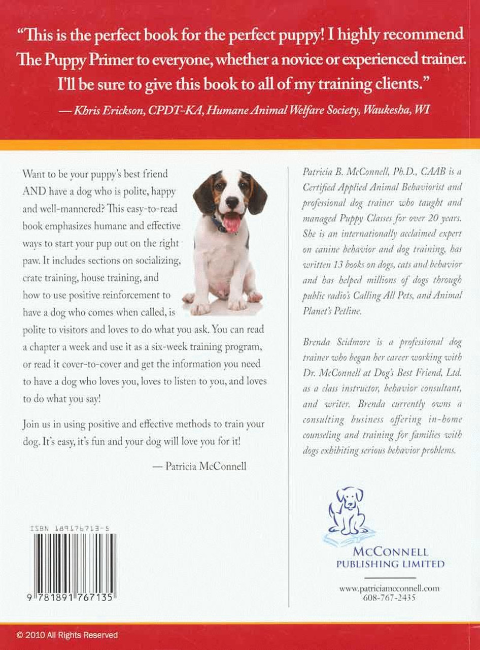 Ebook puppy primer 2nd edition dogwise fandeluxe Images
