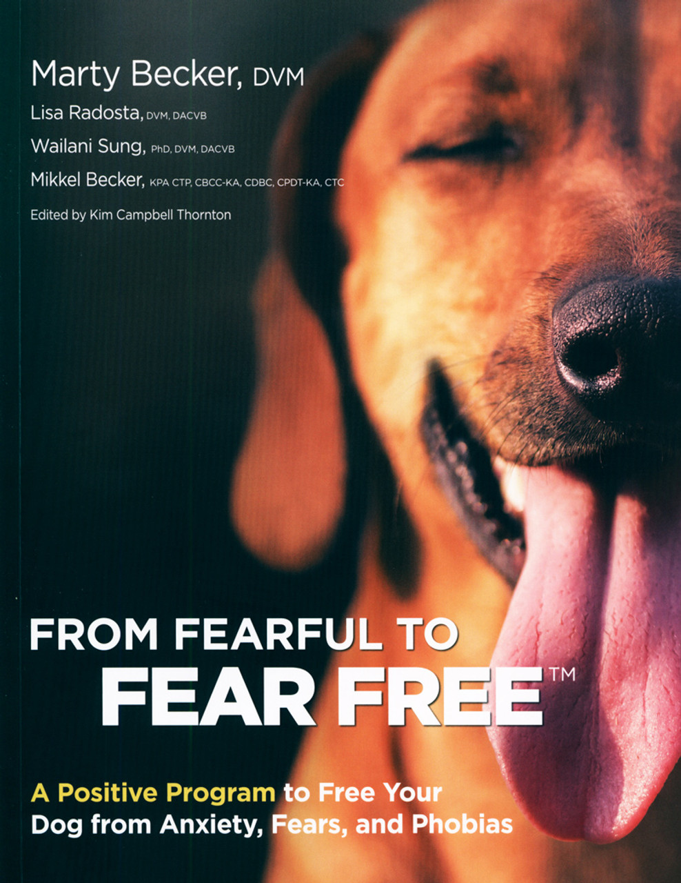 from fearful to fear free a positive program to free your dog from