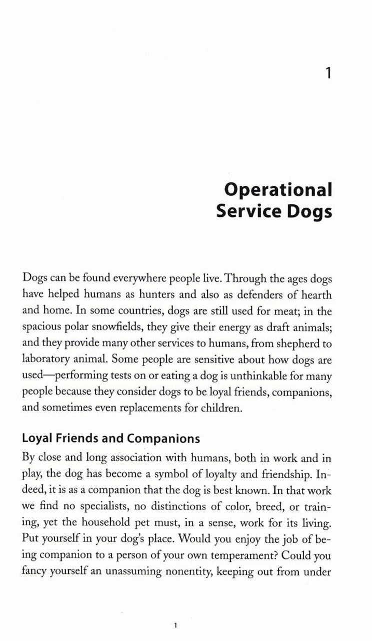 K9 behavior basics a manual for proven success in operational previous fandeluxe Image collections