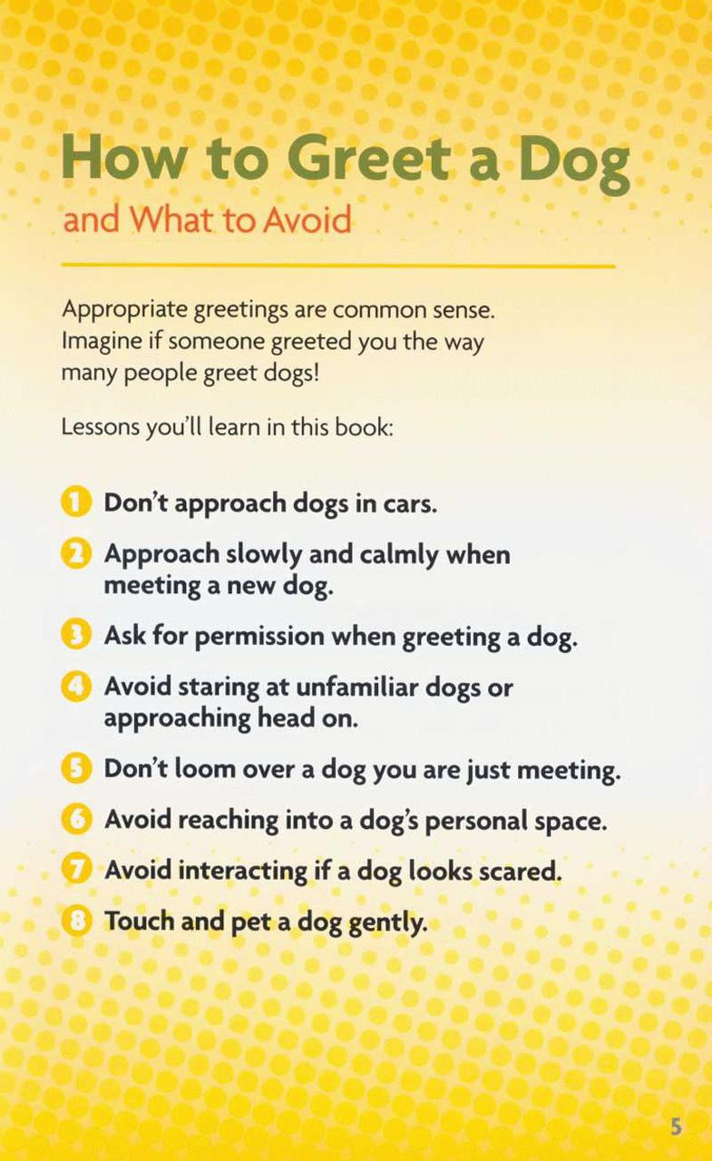 How to greet a dog and what to avoid 10 pack dogwise previous m4hsunfo