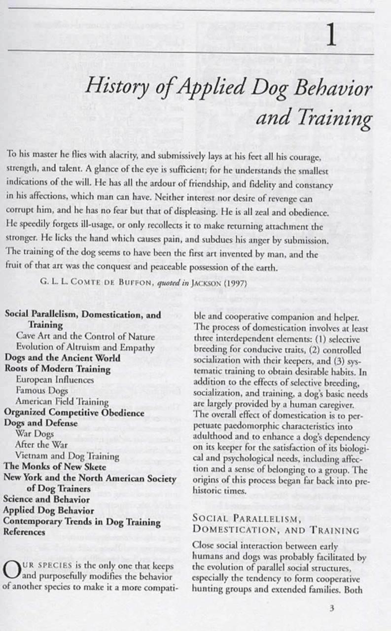 Steven Lindsay S Applied Dog Behavior And Training