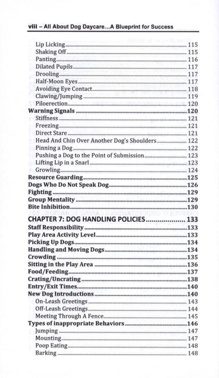 Ebook all about dog daycare a blueprint for success 2nd edition previous malvernweather Image collections