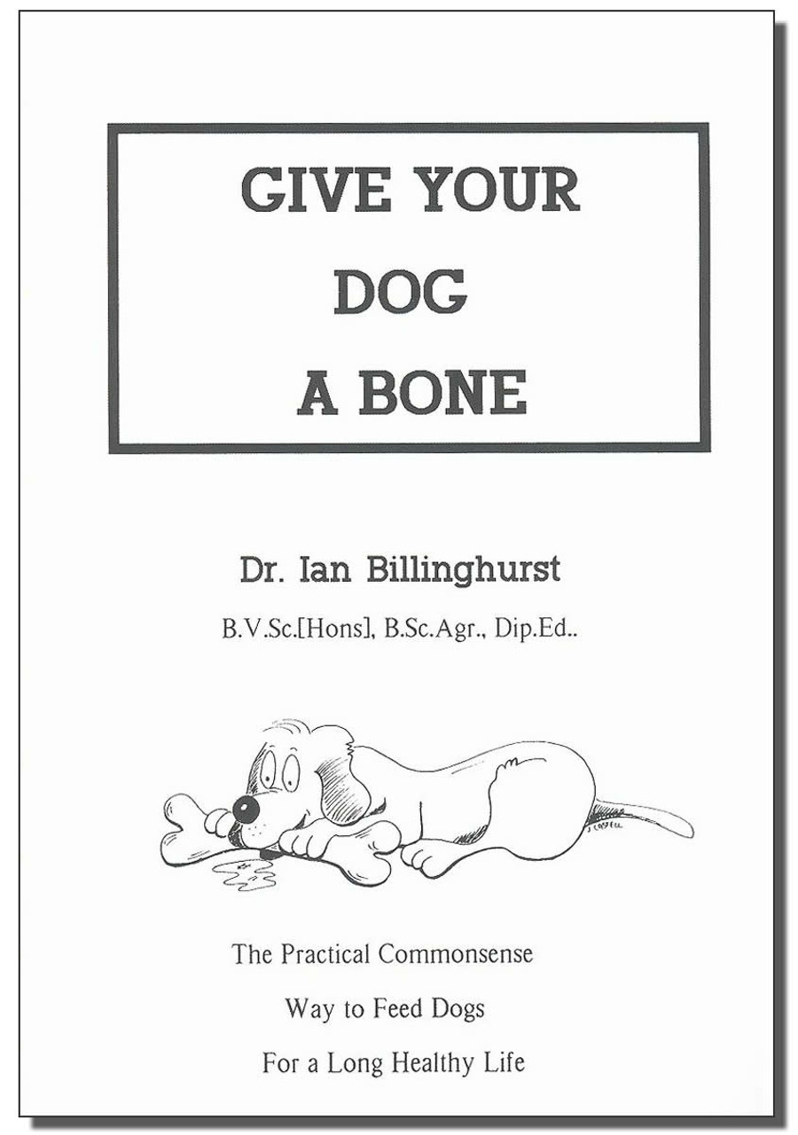 Ebook give your dog a bone dogwise previous fandeluxe Choice Image
