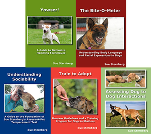 The Shelter Rescue Series Dvds 1-5