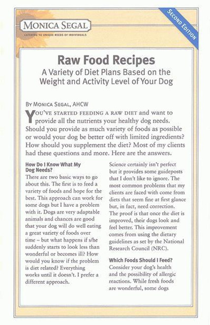 Ebook raw food recipes 2nd edition dogwise current stock fandeluxe Images