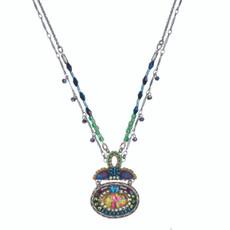 Ayala Bar Blue Horizon Adventure Time Necklace